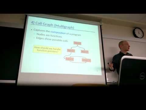 """CMPT886 part2: """"Program Representations"""""""