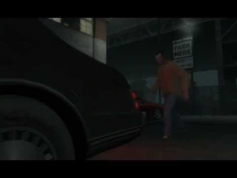 El carro fantasma GTA IV - Ghost Car