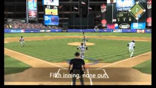 MLB 08 The Show: Toronto at New York Mets, World Series Game One