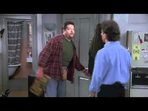 Seinfeld Clip - Jerry And His New Cabinets - YouTube