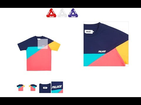 2c4b23d3ee027 Palace Skateboards Drop List   Prices SS18! 5 11 18 - YouTube