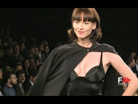 DONNA KARAN  Fall 1994/1995 New York - Fashion Channel