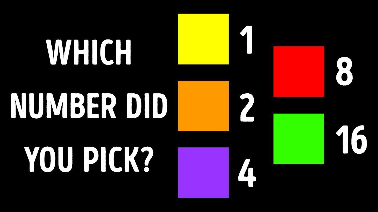 Ein Farbtest, der Ihre Gedanken lesen kann + video