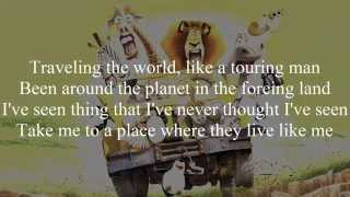 Will.i.am - The Traveling Song (Madagascar) (Lyrics) [HD]