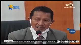 PPs UMI Sukses Gelar Kuliah Umum dan Seminar Nasional Hadirkan Pakar Hukum Kompeten II Sumber TVRI
