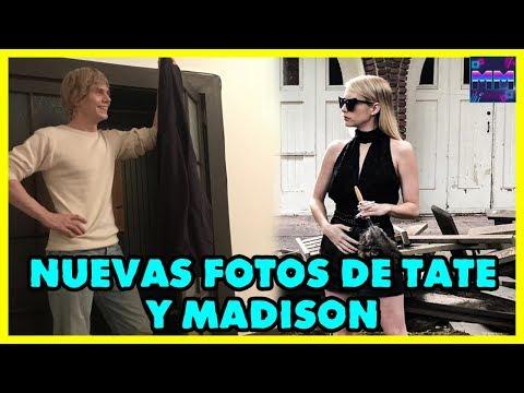 """AHS 8 """"Apocalypse"""" - Fotos de Tate y Madison! - Vuelve Moira y Hayden?"""