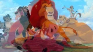 Lví král - Lev dnes v noci spí