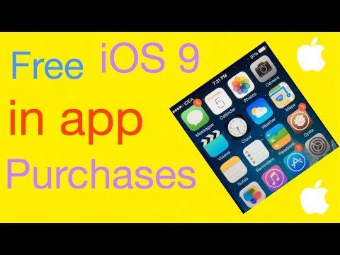 free in app purchase no jailbreak