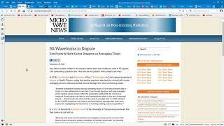 Electromagnetic Radiation News vol i   x