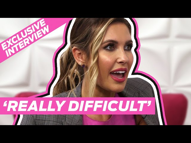 'The Hills' Star Audrina Patridge Opens Up About The Struggles Of Co-Parenting