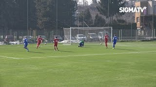 Příprava, SK Sigma Olomouc U19 - AS Trenčín U19 4:0