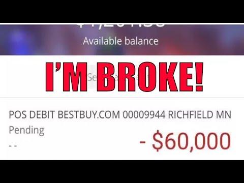 Someone Stole My Credit Card Information Im Broke