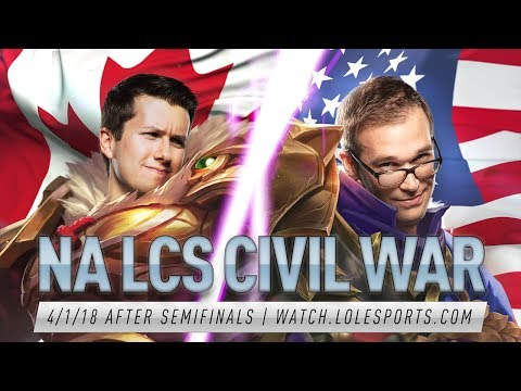 NA LCS Civil War