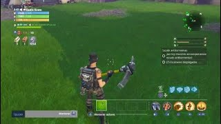 GLITCH METERS UNDER THE MAP!!! FORTNITE SAVE THE WORLD
