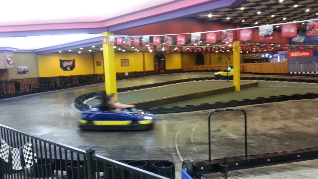 Nashville Fun For Families Holder Family Fun Center - YouTube