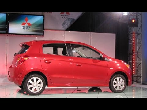 the all new 2015 mitsubishi mirage interior and exterior