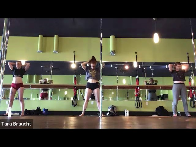Pole Fitness with Kyli 6.1