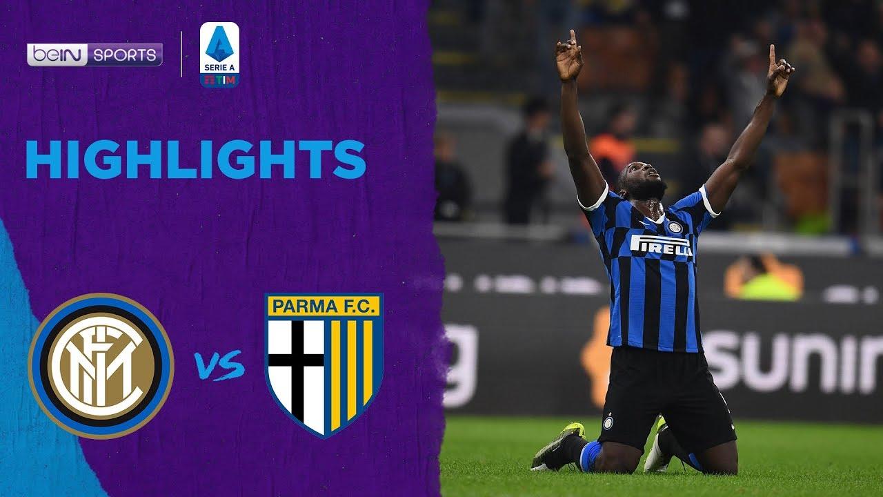 อินเตอร์ มิลาน 2-2 ปาร์ม่า | เซเรีย อา ไฮไลต์ Serie A 19/20