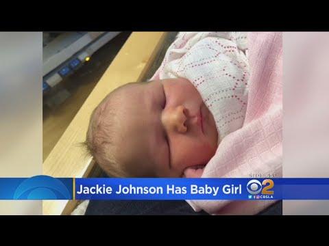 Jackie Johnson Has Baby Girl