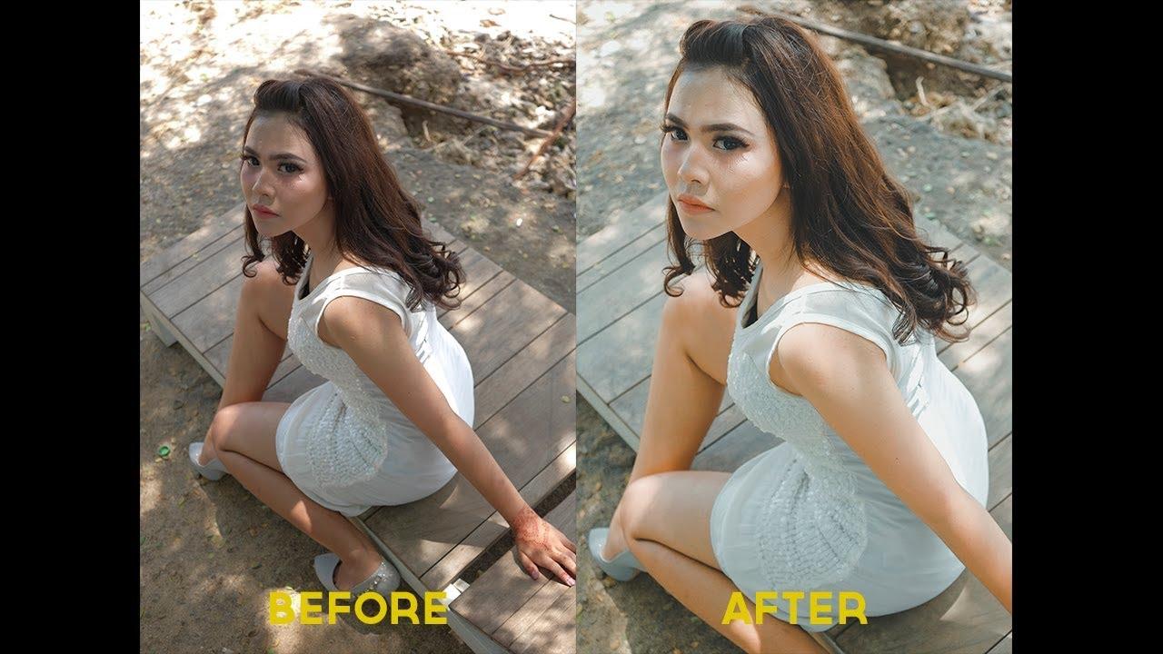 Tone Pastel Selebgram Edit Cepat Menggunakan Preset Photoshop