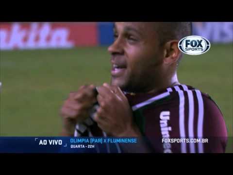 FOX Sports | Copa Bridgestone Libertadores | Olimpia X Fluminense