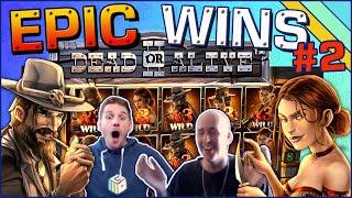 Biggest Wins on Dead or Alive II - Part 2