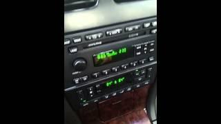 2002 Лінкольн LS з рідкісним 5-ступінчастою механічною коробкою передач