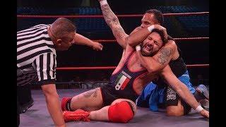 HIGHLIGHTS: Santino Marella vs El Paparazzi en Triple W