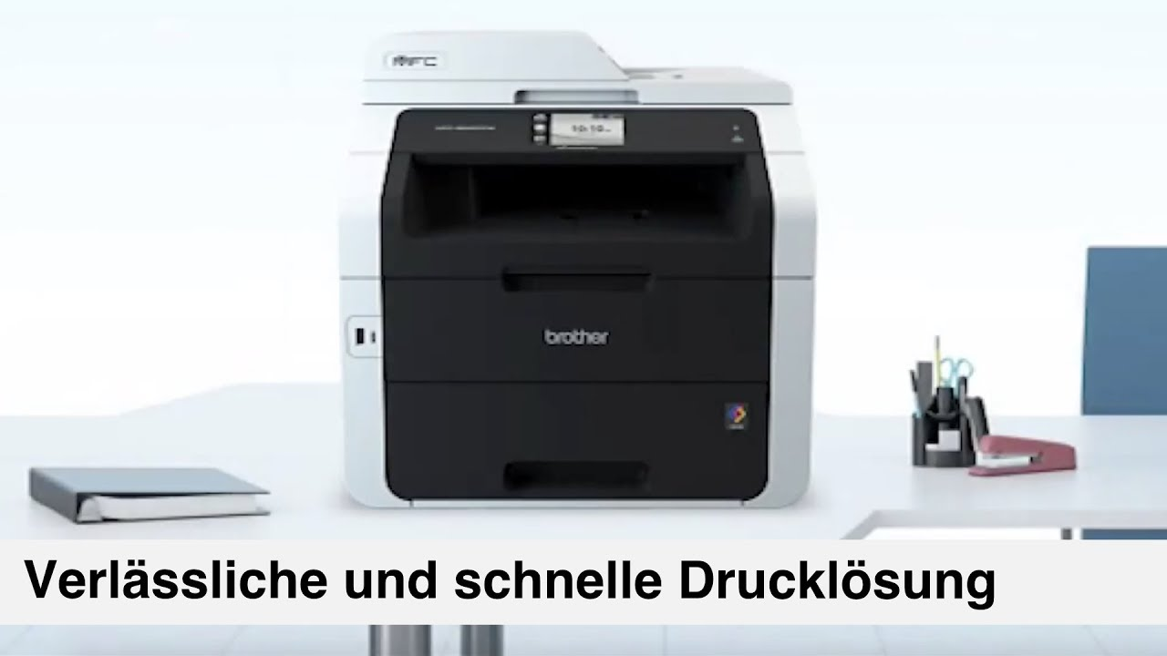 Brother MFC-9342CDW Printer Driver Download
