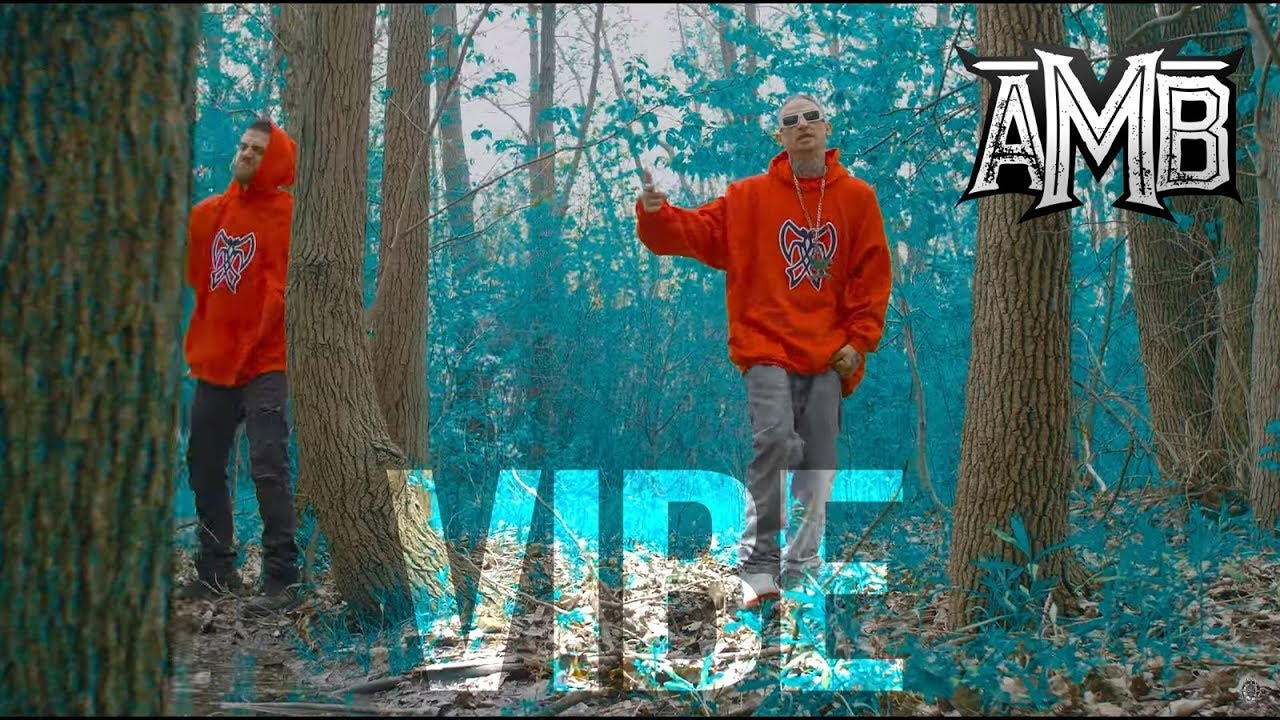 AMB - Vibe Official Music Video (Axe Murder Boyz - Muerte - MNE) #1