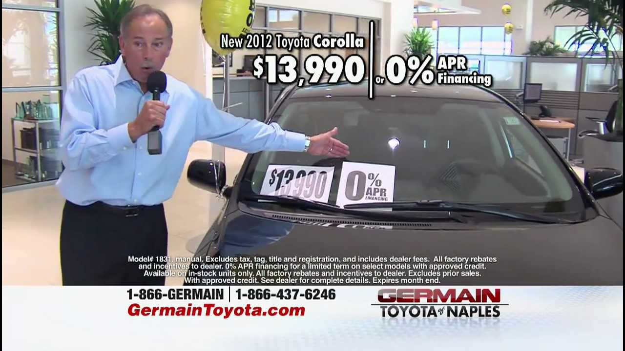 Germain Toyota Of Naples   Today At Toyota