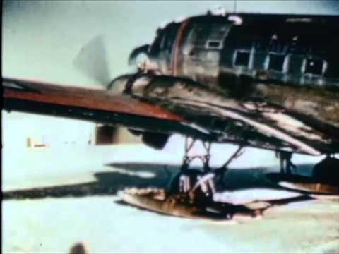 US Navy ARCTIC OPERATIONS - SKI JUMP II (1953) - CharlieDeanArchives / Archival Footage