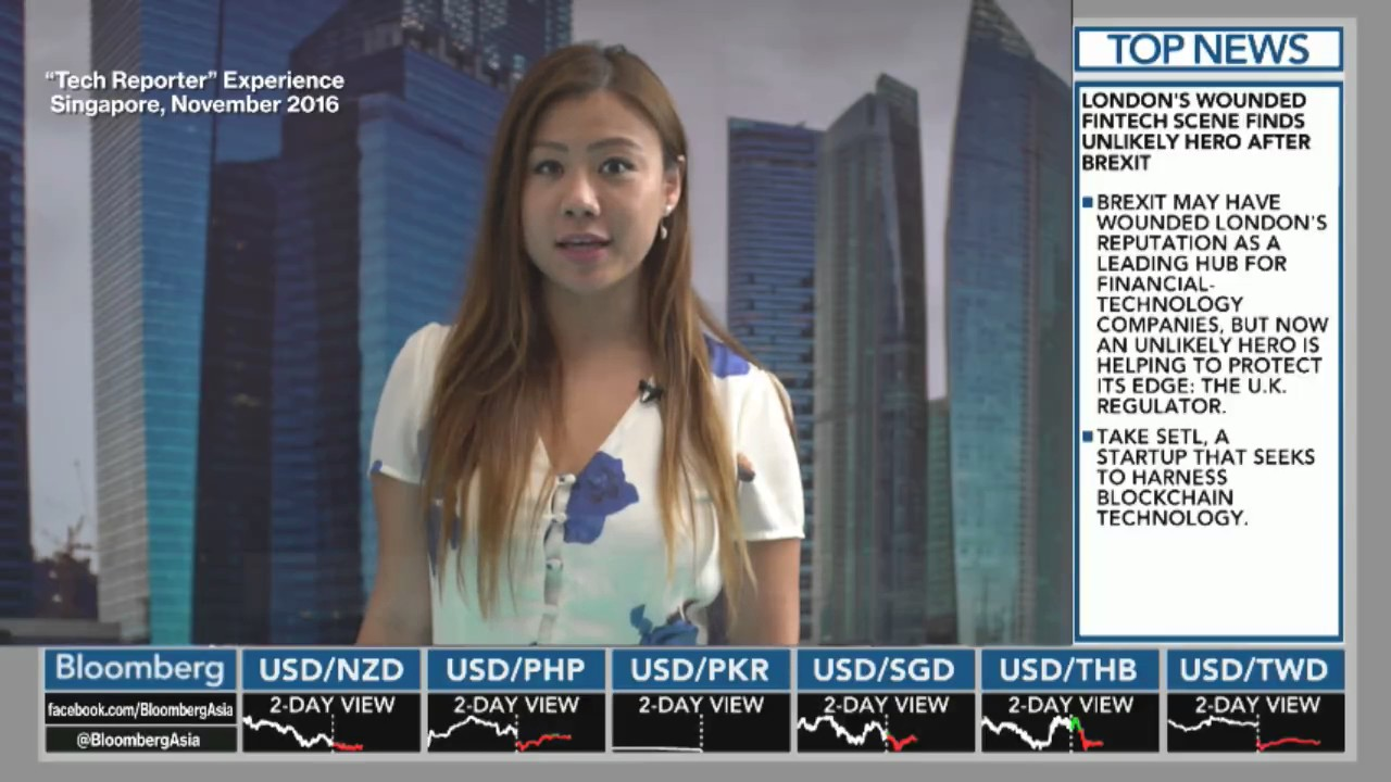 Michelle Ho - Bloomberg