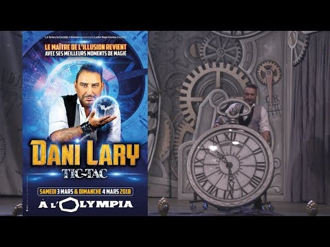 Showcase du nouveau Spectacle de Dani Lary   TIC TAC