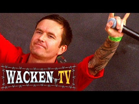 Heaven Shall Burn - 3 Songs - Live at Wacken Open Air 2014