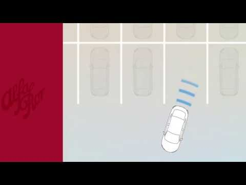 ParkSense - How rear bumper sensors improve reverse parking safety | 2018 Stelvio | Alfa Romeo ...
