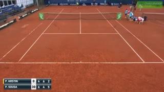 Gambar cover Pedja Krstin vs Pedro Sousa on livestream