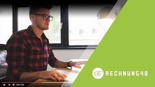 Rechnung48 - Erklärvideo für Freiberufler, Selbstständige & Freelancer - IT-Freelancer thumbnail