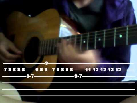 How to play Love Bug on guitar by Jonas Brothers [with tabs] - YouTube