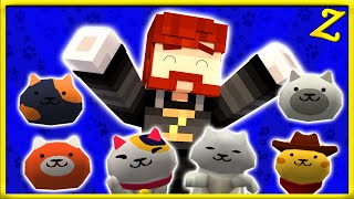 WHO'S A PRETTY KITTY?! | Minecraft Hide and Seek!