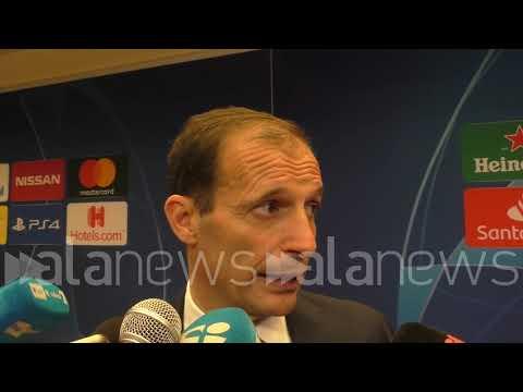 Juve - Ajax, Allegri: 'Nei quarti di finale di Champions può succedere di tutto'