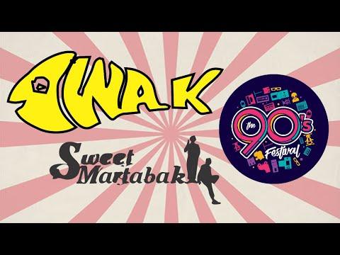 Sweet Martabak ft. Iwa K, Live Concert at 90's Festival Mp3