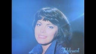 Mireille Mathieu Un peu de bleu (1978)