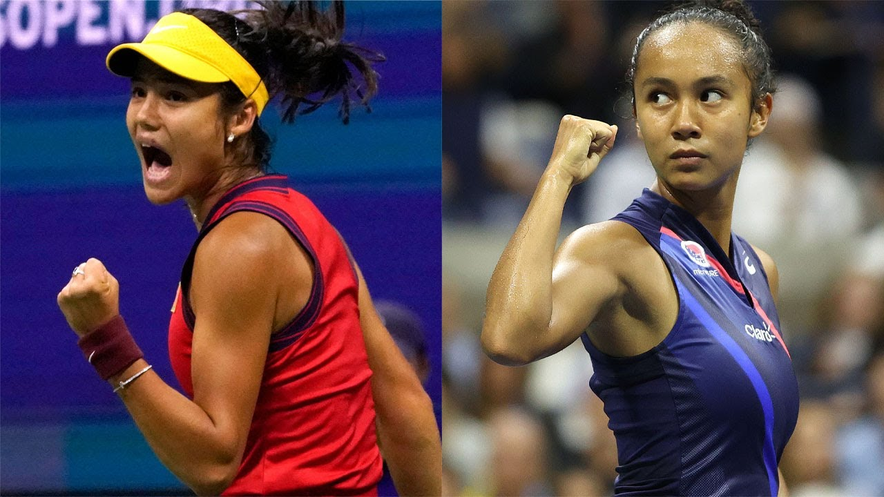 Leylah Fernandez and Emma Raducanu To Meet Saturday in U.S. ...