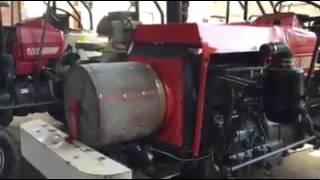 Straw reaper Tractor Radiator Solution | Swaraj 855