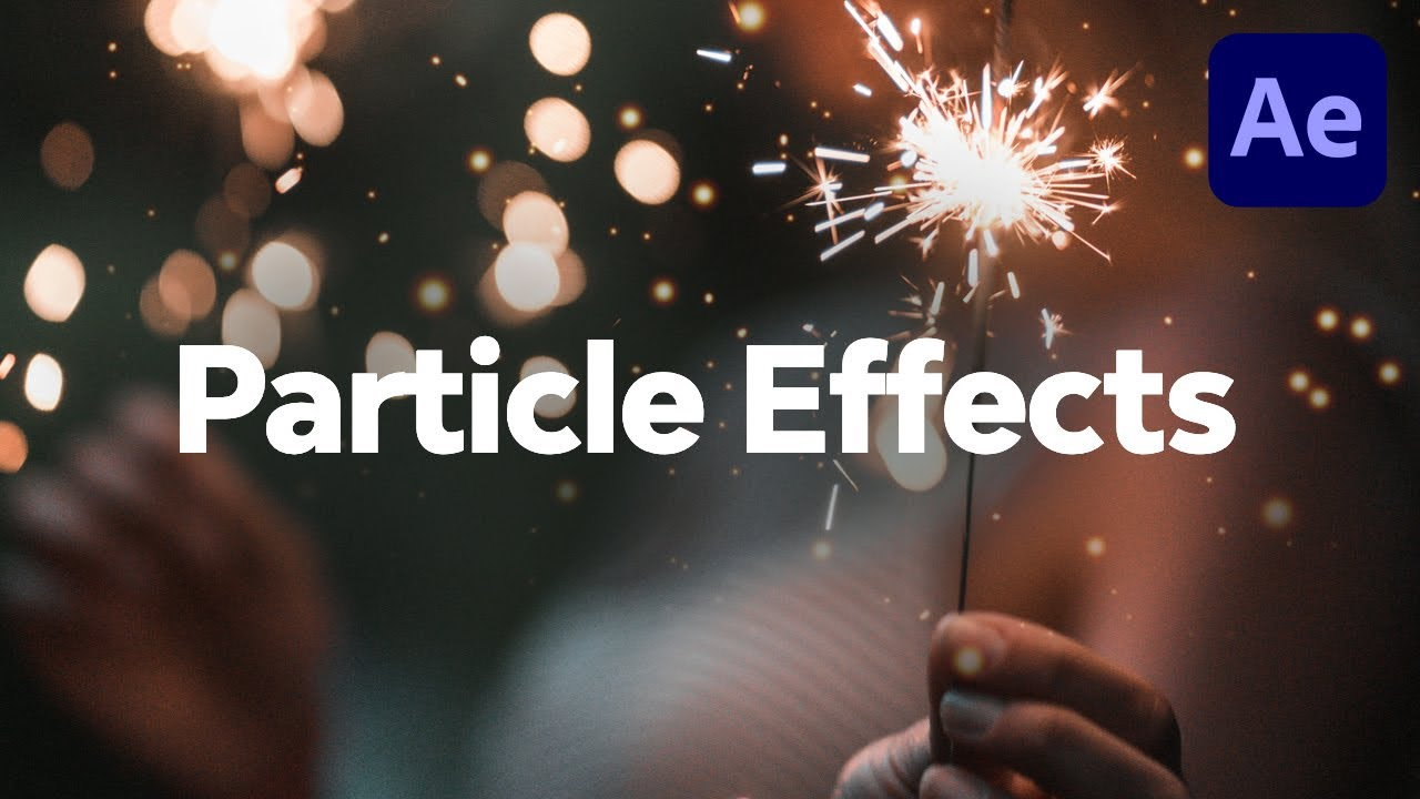 Create and Control Particle Effects in Adobe After Effects