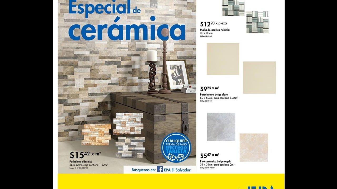 Ferreteria epa oferta de la feria de ceramica youtube for Ofertas de ceramicas para piso