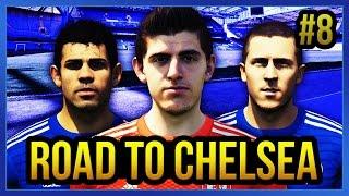 FIFA 15 | ROAD TO SJELSIE #8 | RON JANS GEBRUIKT GEL!