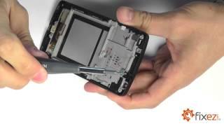 LG Nexus 5 Screen Repair & Disassemble