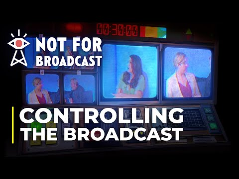 Not For Broadcast - Controlling The Broadcast Trailer